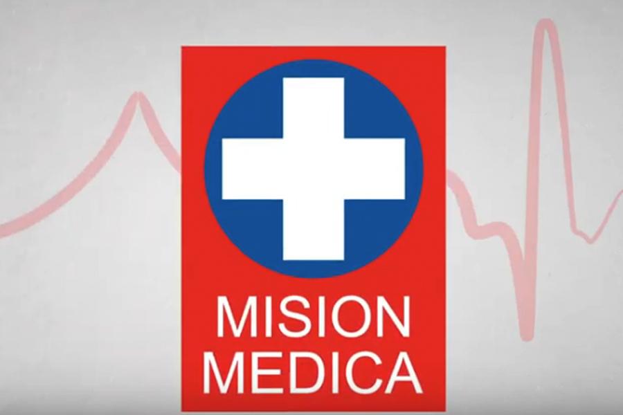 Protejamos la vida, cuidemos la Misión Médica. Nuestra misión es permitir que cumplan su labor